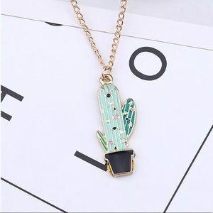 Jewelry - New • multi cactus necklace